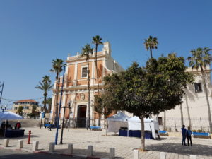 St. Peter Kathedrale Jaffa, Tel Aviv Israel