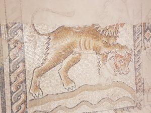 Israel Mosaik in Zippori