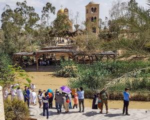 Israel Taufstelle Jesus am Jordan